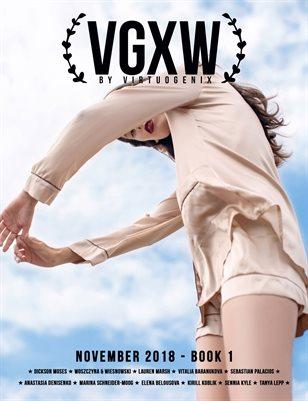VGXW - November 2018 (Cover 3)