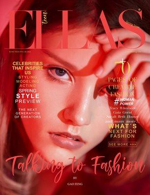 ELLAS Magazine | The June Teen Edition | Vol.3 | 2021