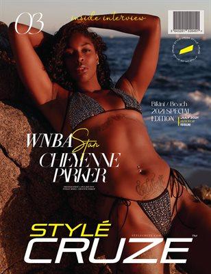 JULY 2021 Issue (Vol: 03) | STYLÉCRUZE - Swim Wear