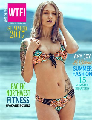 WTF! Annual Swim Issue #43