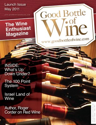 Good Bottle of Wine Launch Issue (May 2011)