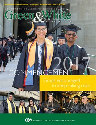 CCRI Green & White Vol. 17, Number 2