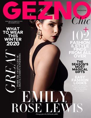 GEZNO Magazine December 2020 Issue #09