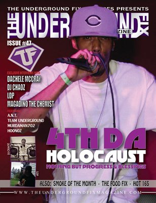 The Underground Fix Magazine Issue #47