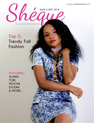 Sheque Magazine Issue #2