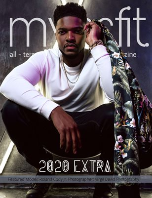 January 2020 Issue 18 | Extra AF | Myssfit Magazine LLC