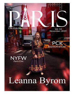 Leanna Byrom 2