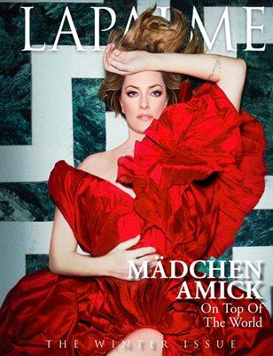 LAPALME MAGAZINE -WINTER 2018 - MADCHEN AMICK