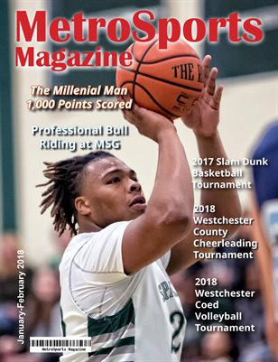 MetroSports Magazine Jan-Feb 2018