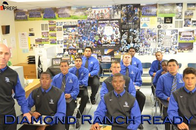 Diamond Ranch Is READY!