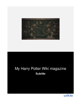 My Harry Potter Wiki magazine (10)