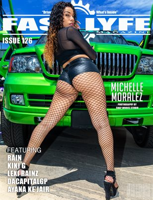 FASS LYFE ISSUE 126 FT. MICHELLE MORALEZ