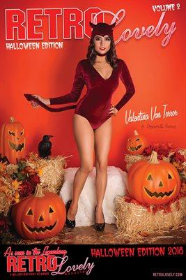 Cover Poster - Valentina Von Terror