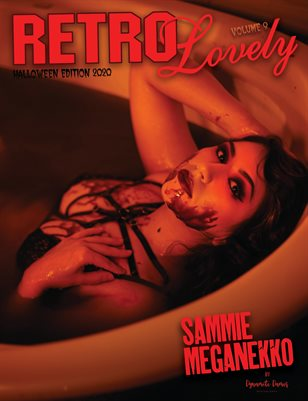 Halloween 2020 - VOL 9 – Sammie Meganekko Cover