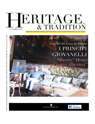 Heritage & Tradition Magazine 4/6 2017