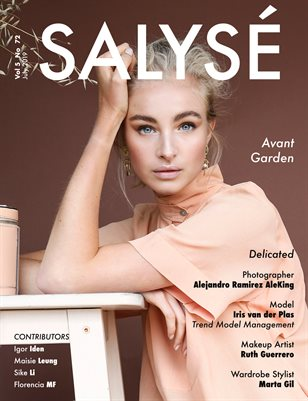 SALYSÉ Magazine | Vol 5 No 72 | JULY 2019 |
