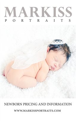 MarKiss Portraits Newborn Session