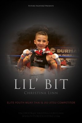 Christina Linn Black & Grey Poster