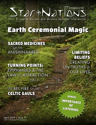 Star Nations Magazine | April 2019 | Issue 71