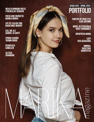 MARIKA MAGAZINE PORTRAIT (ISSUE 825 - APRIL)