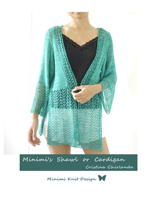 Mimini's Shawl or Cardigan
