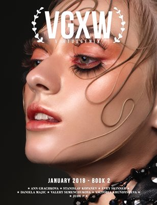 VGXW - January 2018 Book 2 (Cover 3)