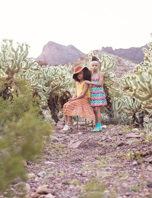 Desert Editorial