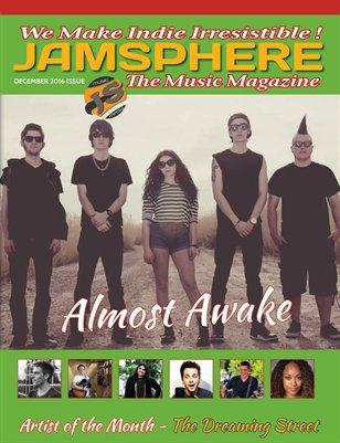Jamsphere Indie Music Magazine December 2016