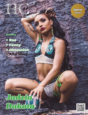 Issue #63 - Jadzia Dakota (Eagles Version)