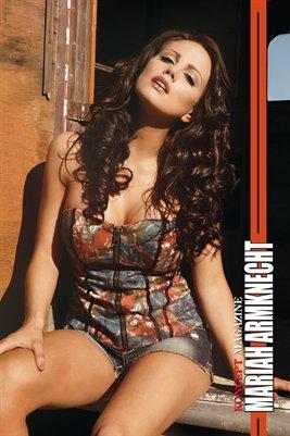 Mariah Armknecht Poster