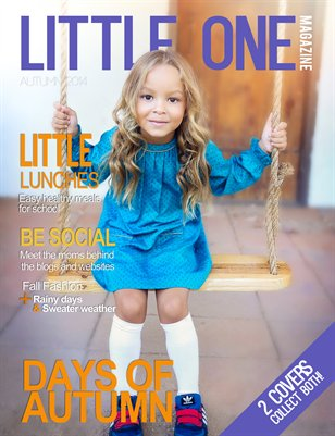 Little One Magazine: issue 3 (Velveteen)