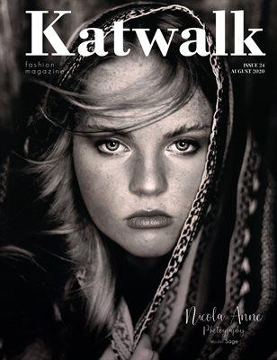 Katwalk Fashion Magazine Issue 24, August 2020.