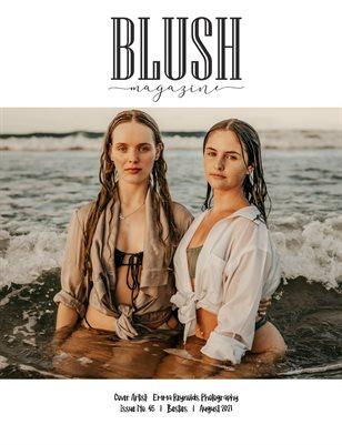 BLUSH Magazine   Issue 45   Besties