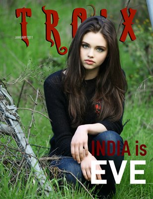 "INDIA EISLEY ""India is Eve"""