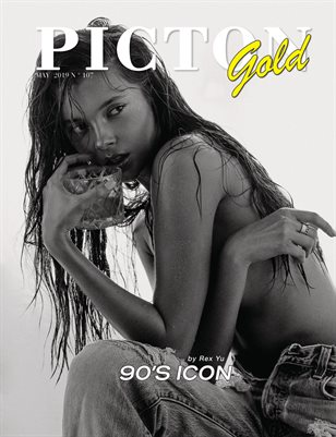 Picton Magazine May 2019 GOLD N107 Cover 1
