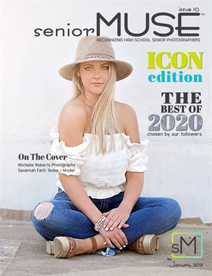 seniorMUSE Issue 10 - ICON Edition - BEST of 2020 - January 2021