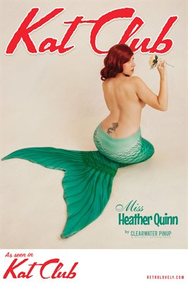 Kat Club No.17 – Miss Heather Quinn Cover Poster