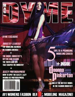 DYME Magazine 2013 March/ April Issue