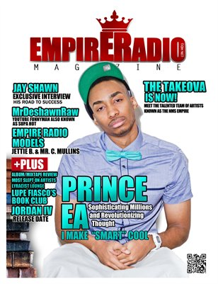 Empire Radio Magazine Issue #1