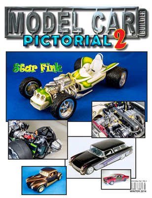 Model Car Builder Pictorial No. 2