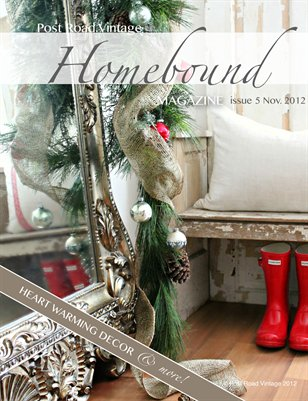 Winter 2012 Homebound Magazine