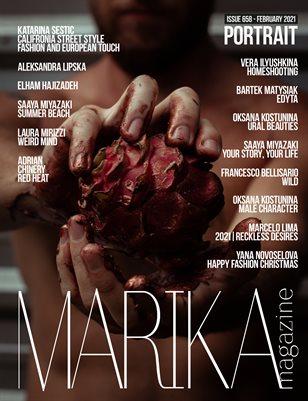 MARIKA MAGAZINE PORTRAIT (ISSUE 658 - February)