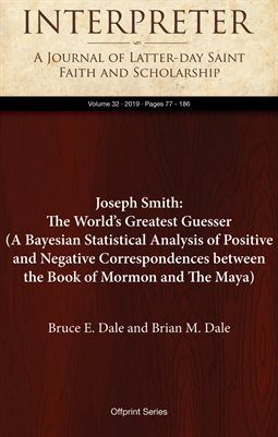 Joseph Smith: The World's Greatest Guesser