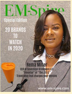 Em-Spire Magazine Special Edition -Rema Miller