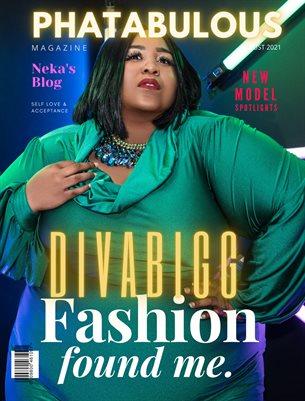 Phatabulous Magazine August 2021