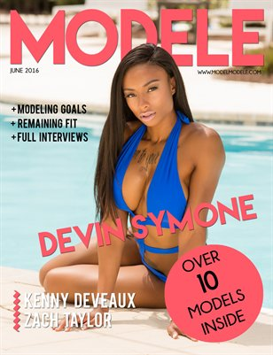 Model Modele Magazine Presents Sweat and Tears (Devin Symone)