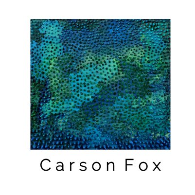 Carson Fox Catalogue