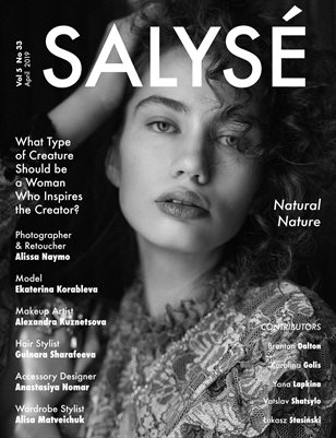 SALYSÉ Magazine | Vol 5 No 33 | April 2019 |