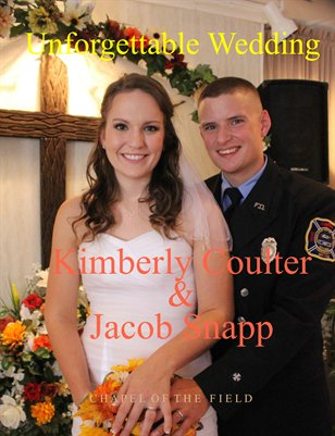 Kimberly Coulter & Jacob Snapp