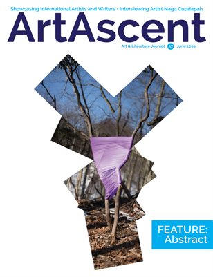 ArtAscent V37 Abstract June 2019